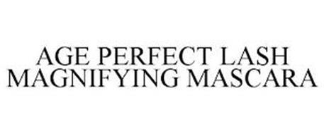 AGE PERFECT LASH MAGNIFYING MASCARA