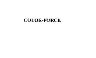 COLOR-FORCE