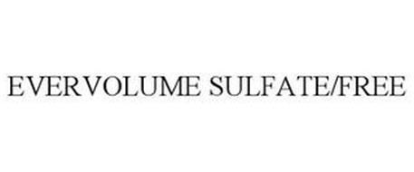 EVERVOLUME SULFATE/FREE