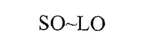 SO-LO
