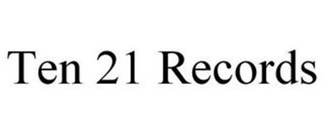 TEN 21 RECORDS