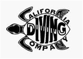 CALIFORNIA DIVING COMPANY