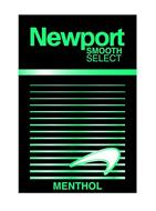 NEWPORT SMOOTH SELECT MENTHOL