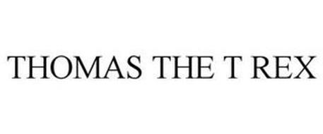 THOMAS THE T REX