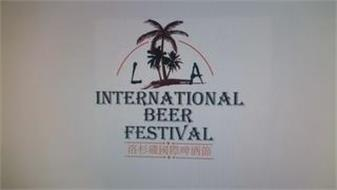 LA INTERNATIONAL BEER FESTIVAL