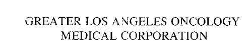 GREATER LOS ANGELES ONCOLOGY MEDICAL CORPORATION