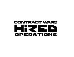 CONTRACT WARS HIRED OPERATIONS