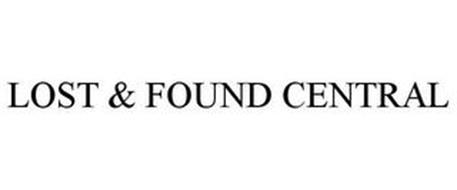 LOST & FOUND CENTRAL