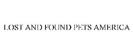LOST AND FOUND PETS AMERICA