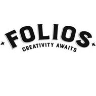 FOLIOS CREATIVITY AWAITS
