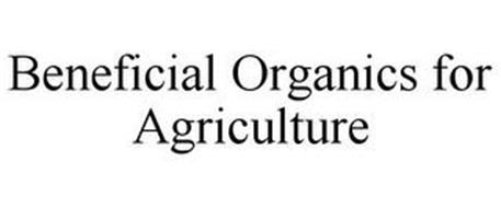 BENEFICIAL ORGANICS FOR AGRICULTURE