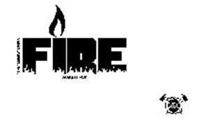 """THE"" ENERGY DRINK FIRE MAKE IT HOT FIRE"