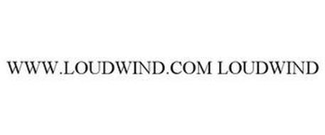 WWW.LOUDWIND.COM LOUDWIND