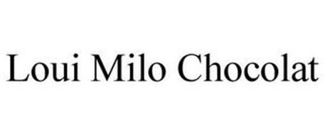 LOUI MILO CHOCOLAT