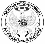 INDONESIAN ART OF SELF DEFENSE PDT PUKULAN PENTJAK SILAT SERAK