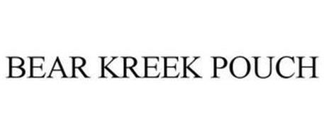 BEAR KREEK POUCH