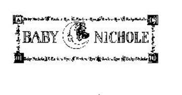 BABY NICHOLE A B C D BABY NICHOLE ROCK A BYE