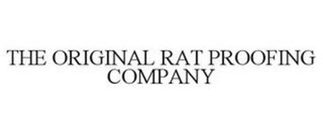 THE ORIGINAL RAT PROOFING COMPANY