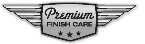 PREMIUM FINISH CARE