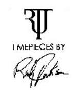 RTJ TIMEPIECES BY RANDY JACKSON