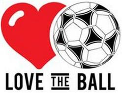 LOVE THE BALL