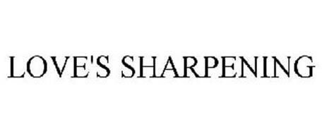 LOVE'S SHARPENING