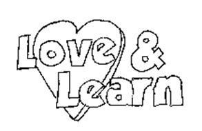LOVE & LEARN