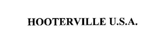 HOOTERVILLE U.S.A.