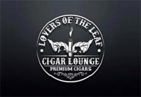 LOVERS OF THE LEAF CIGAR LOUNGE PREMIUMCIGARS