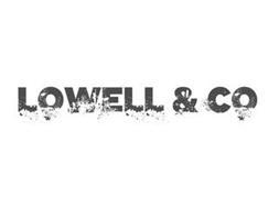 LOWELL & CO