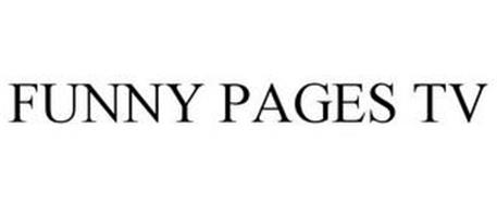 FUNNY PAGES TV