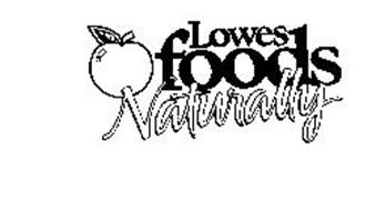 LOWES FOODS NATURALLY