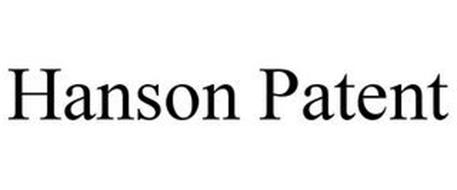 HANSON PATENT