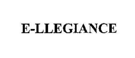 E-LLEGIANCE