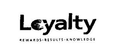 LOYALTY REWARDS RESULTS KNOWLEDGE