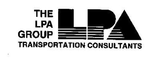 LPA THE LPA GROUP TRANSPORTATION CONSULTANTS