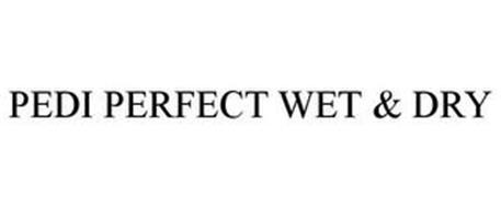 PEDI PERFECT WET & DRY