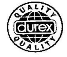 QUALITY DUREX QUALITY