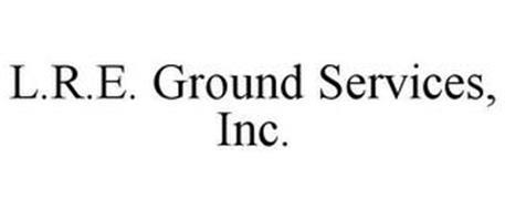 L.R.E. GROUND SERVICES, INC.