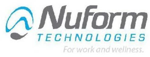 NUFORM TECHNOLOGIES FOR WORK AND WELLNESS.
