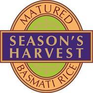 SEASON'S HARVEST MATURED BASMATI RICE