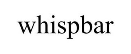 WHISPBAR