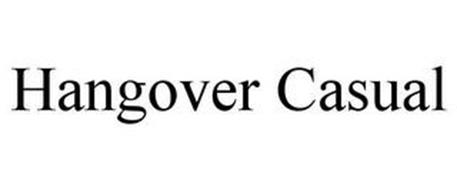 HANGOVER CASUAL