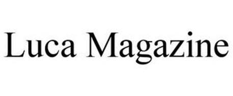 LUCA MAGAZINE