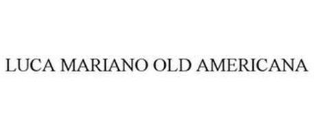 LUCA MARIANO OLD AMERICANA