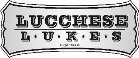 LUCCHESE LUKES EST. 1883