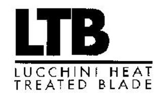 LTB LUCCHINI HEAT TREATED BLADE