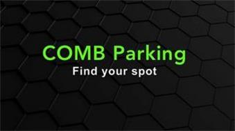 COMB PARKING FIND YOUR SPOT