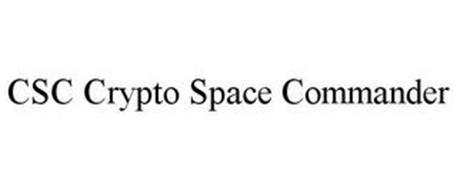 CSC CRYPTO SPACE COMMANDER