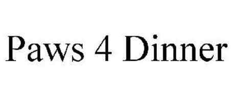 PAWS 4 DINNER